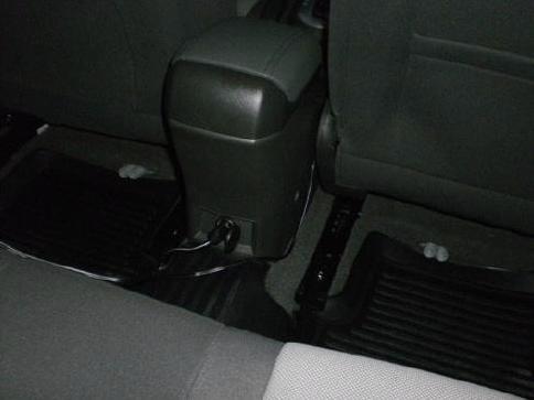 Воздуховоды к ногам пассажиров в матиз