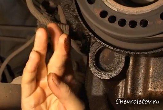 Замена ремня грм шевроле орландо 18 своими руками 12